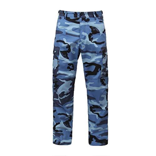 (BlackC Sport BDU Cargo Pants OR Shirt Camouflage Tactical Military Combat Uniform)