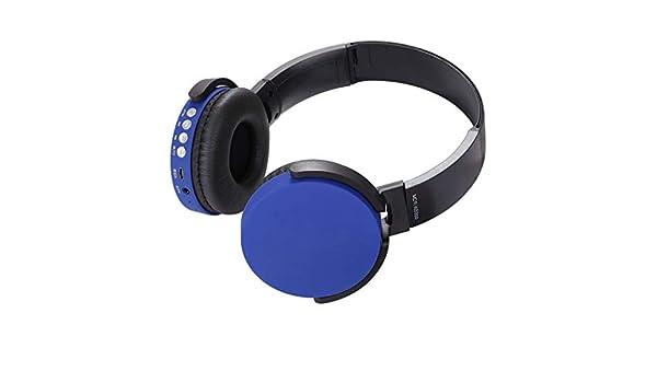 SamMoSon 2019 Auriculares Diadema, Cascos Bluetooth Inalambricos,Ver-Ear Teens con Micrófono Auriculares Plegables para DJ Auriculares De Juego con Cable De 3,5 Mm: Amazon.es: Electrónica