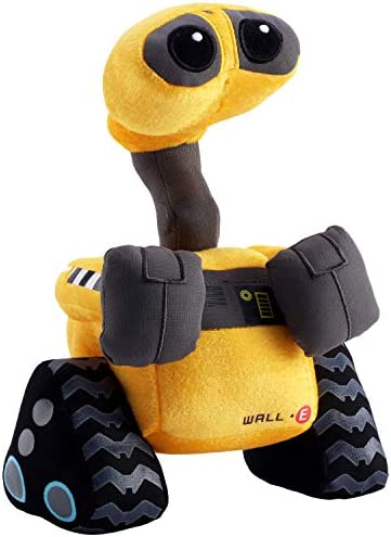 FAIRZOO Wall-E Plush Plush Toy Stuffed Animal Gifts for Kids 15 Deluxe Plush