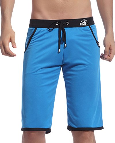 Showtime Casual Pocketed Sports Shorts