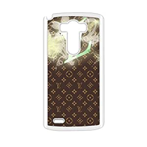 Cool-Benz Famous Flowers logo LV Phone case for LG G3