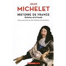 Histoire de France - tome 12 Richelieu et la fronde (Equateurs poche) (French Edition)
