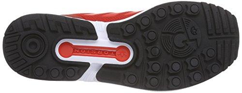 adidas ZX Flux - Zapatillas para hombre Rojo / Blanco