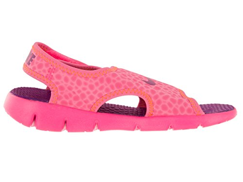 NIKE Kids 'Sunray Adjust 4 Kleinkind Sandalen Pink Pow / Orange / Bold Berry