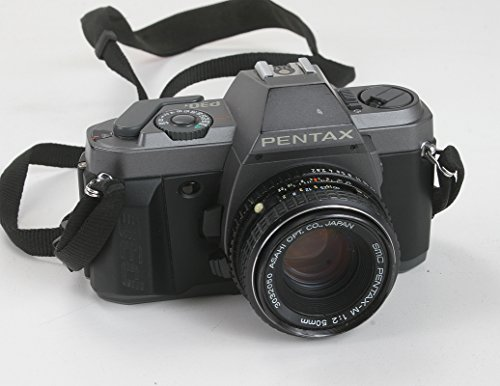 Pentax P3n Film Camera With 50mm f/2.0 Lens