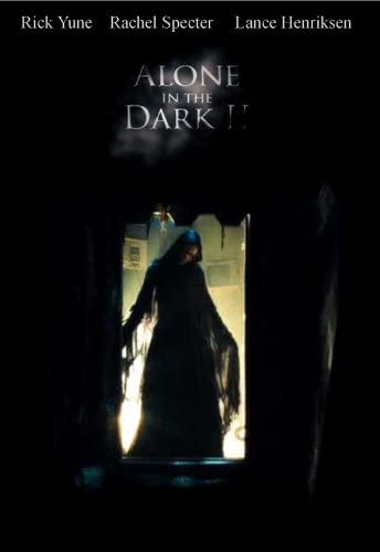Amazon Com Movie Posters Alone In The Dark Ii 11 X 17 Posters