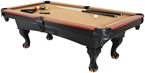 Amazoncom Minnesota Fats Covington Billiard Table Pool - Slate core pool table