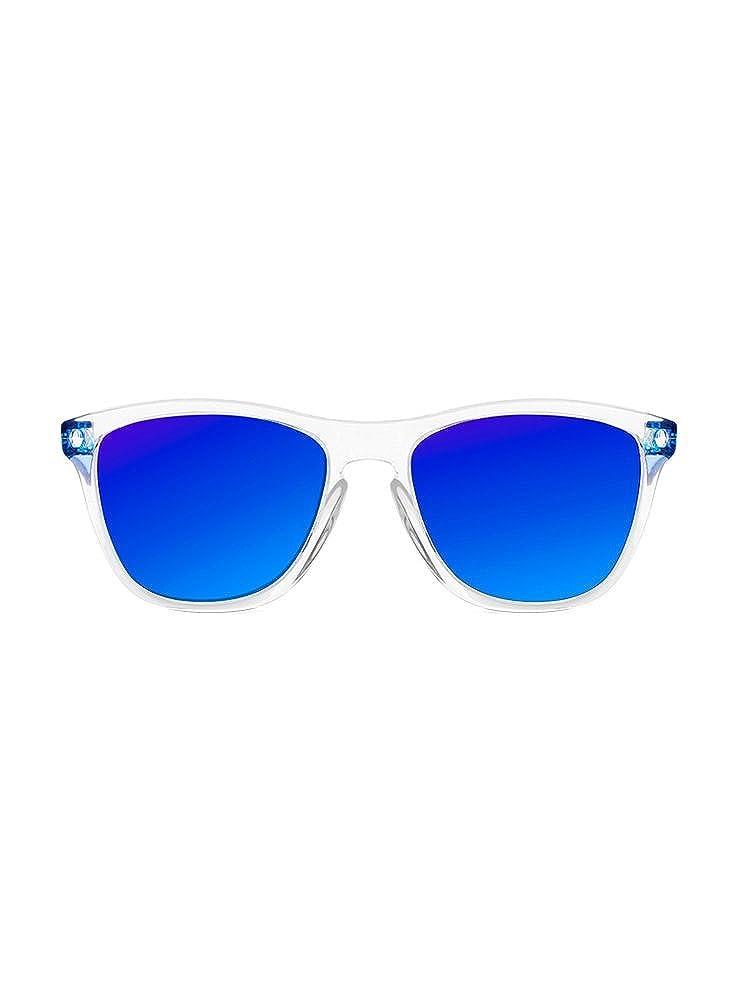 KOALA BAY Gafas Polarizadas Palm Beach Azul Transparente Lentes Azul Espejo: Amazon.es: Ropa y accesorios