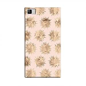 Cover It Up - Sand Star Pink Mi3 Hard Case