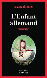 """Afficher """"Erica Falck n° 5<br /> L'enfant allemand"""""""