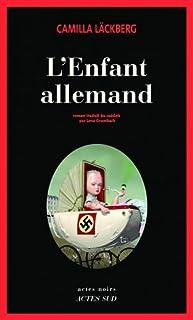 L'enfant allemand : roman