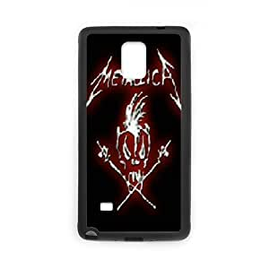 Generic Case Metallica For Samsung Galaxy Note 4 N9100 667F6T7987
