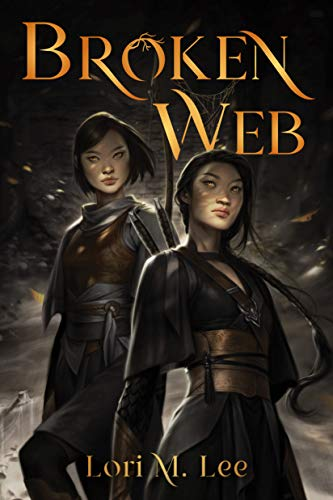 Book Cover: Broken Web