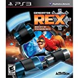 NEW Generator Rex Providence PS3 (Videogame Software)