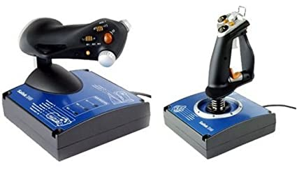 amazon com saitek x45 digital throttle & stick ( windows pc ace combat 5 flight stick saitek x52 wiring diagram #28