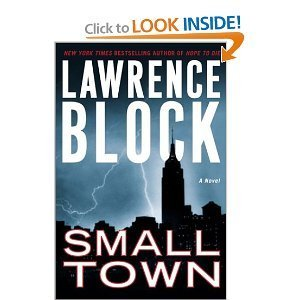Small Town - Large Print Edition