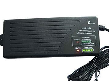 Cargador de batería de plomo ácido sellado SLA de 36 V, SLA AGM GEL VRLA Cargador de batería con indicador de combustible,con función de recuperación