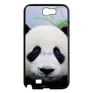 Panda Phone Case For Samsung Galaxy Note 2 N7100 [Pattern-1]