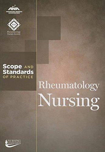 Rheumatology Nursing (Scope and Standards of Practice)