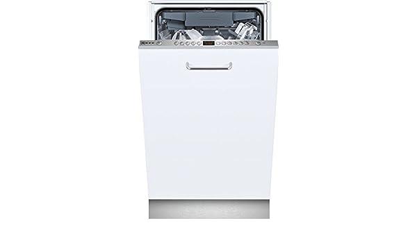Neff GKV 4508 M lavavajilla Totalmente integrado 10 cubiertos A++ ...