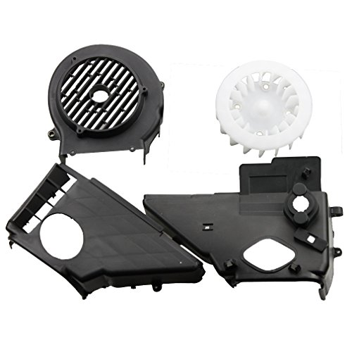GOOFIT Air Director Assy for GY6 150cc ATV Go Kart Moped Scooter ()