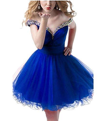 Drasawee Robe Trapèze Femme Bleu 34 Achat Original Sortie