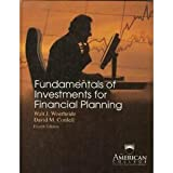 Fundamentals of Investments for Financial Planning, Woerheide, Walter, 1932819029