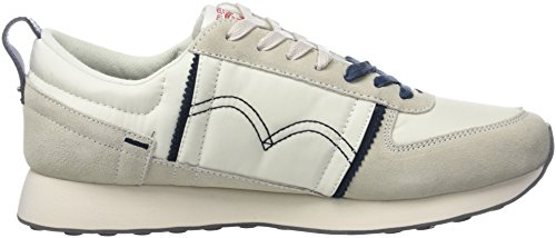 Sneaker Noir Uomo Bianco Gilmore Levi's Regular White 5qBxFWw
