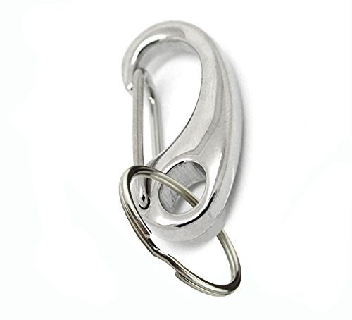 Pet Tag Quick Clip Stainless product image