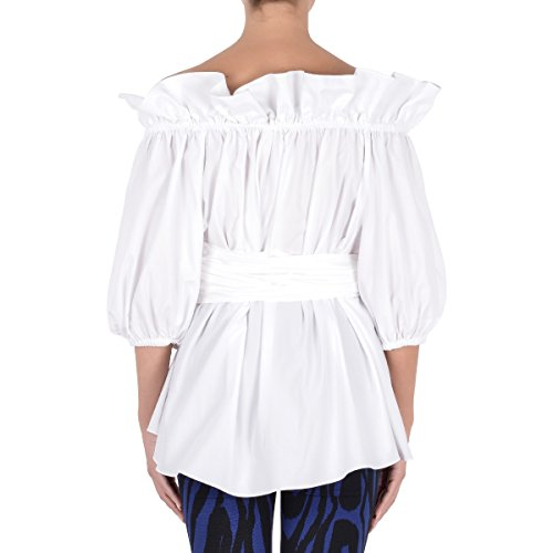 Blanco Mujer Algodon Stella 519338sja019000 Mccartney Top q7xUptU