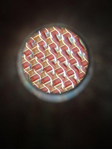 N & J Kaleidoscope Teleidoscope Laminated in Solid Padauk, Ebony and Jalneem Wood, Bug Eye Dragonfly by N & J (Image #6)