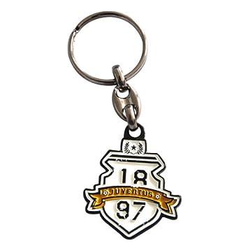 Juventus - Llavero de estilo vintage de la Juventus: Amazon ...