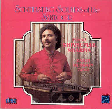 Scintillating Sounds of the Santoor with Shivkumar Sharma, Zakir Hussain on Tabla