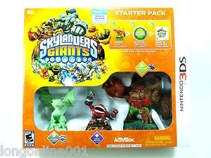 Skylanders Giants: 3DS Starter Pack wtih Exclusive Glow In The Dark Cynder & Portal of Power