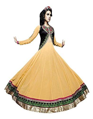 Unstitched Salwar Sarees Bollywood Diva Suit Jay qxBCUpawx