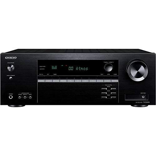 Onkyo TX-SR494 AV Receiver with 4K Ultra HD | Dolby Atmos | DTS: X | Hi-Res Audio (2019 Model) (Best Onkyo Receiver 2019)