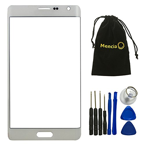 Mencia Screen Glass Lens Replacement For Samsung Galaxy Note Edge N915A N915T N915VZ With Openning - Screen Note Edge Replacement