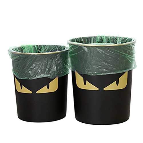 Aosbos Trash Bags Without Handles Small Garbage Bags For