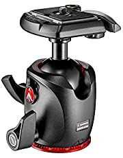 Manfrotto XPRO Ball Head with 200PL Quick Release Plate, High Precision, Compatible with Photography Equipment, for Camera Tripod, for Content Creation