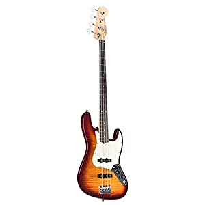 Fender American Pro Jazz Bass FMT ACB 2017 LTD E-Bassgitarre
