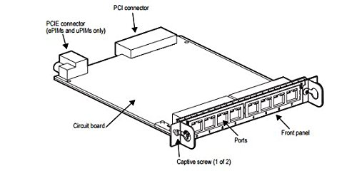 8 port patch panel diagram