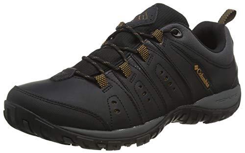 Columbia Herren Woodburn Multisport-Schuh, Cordovan Granat Rot