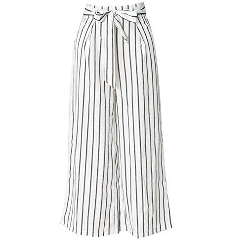 Crop Casual Pants - 9