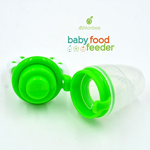 Silicone Baby Food Feeder Pouches