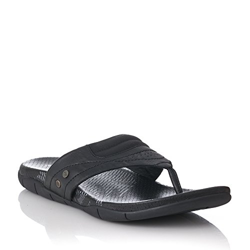 KangaROOS Men's Fashion Sandals Black