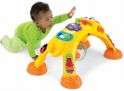 Fisher-Price Go Baby Go! Cruise-Around Activity Lion by Fisher-Price (Image #2)