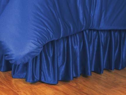 NCAA Duke Blue Devils Bedskirt, Full, Duke U ()