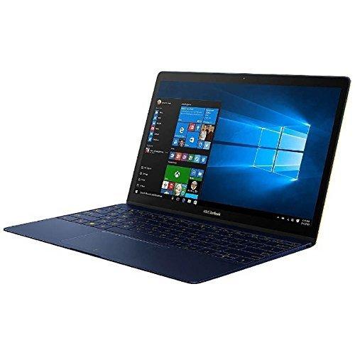 エイスース 12.5型ノートパソコン ASUS ZenBook UX390UA ロイヤルブルー【Core i7/メモリ 16GB/SSD 512GB】 UX390UA-512GP   B01M7XXMDI