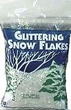 Buffalo Batt & Felt Cb0512 Glittering Snow Flakes 2 Oz.