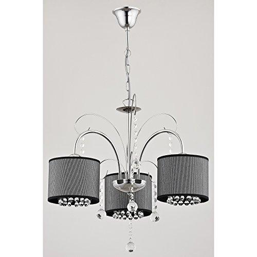 ALFA Liliana 3 Luminaire Plafonnier Suspension Lustre éclairage Interieur Plafonnier lumière